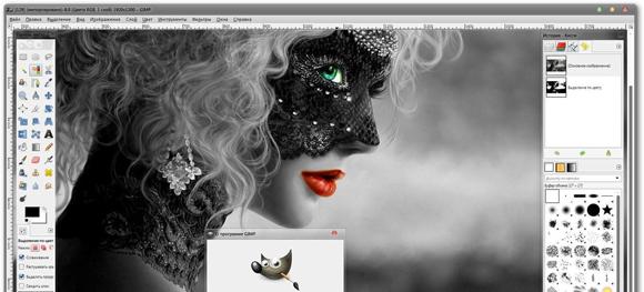 16 лучших бесплатных графических редакторов