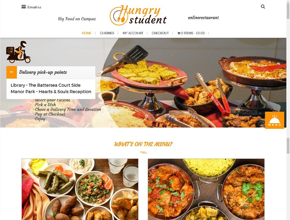 сайт hungry-student